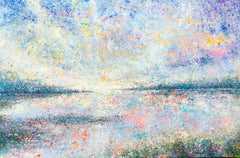 Recognise ORIGINAL  abstract landscape painting