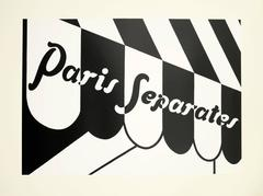 Paris Separates