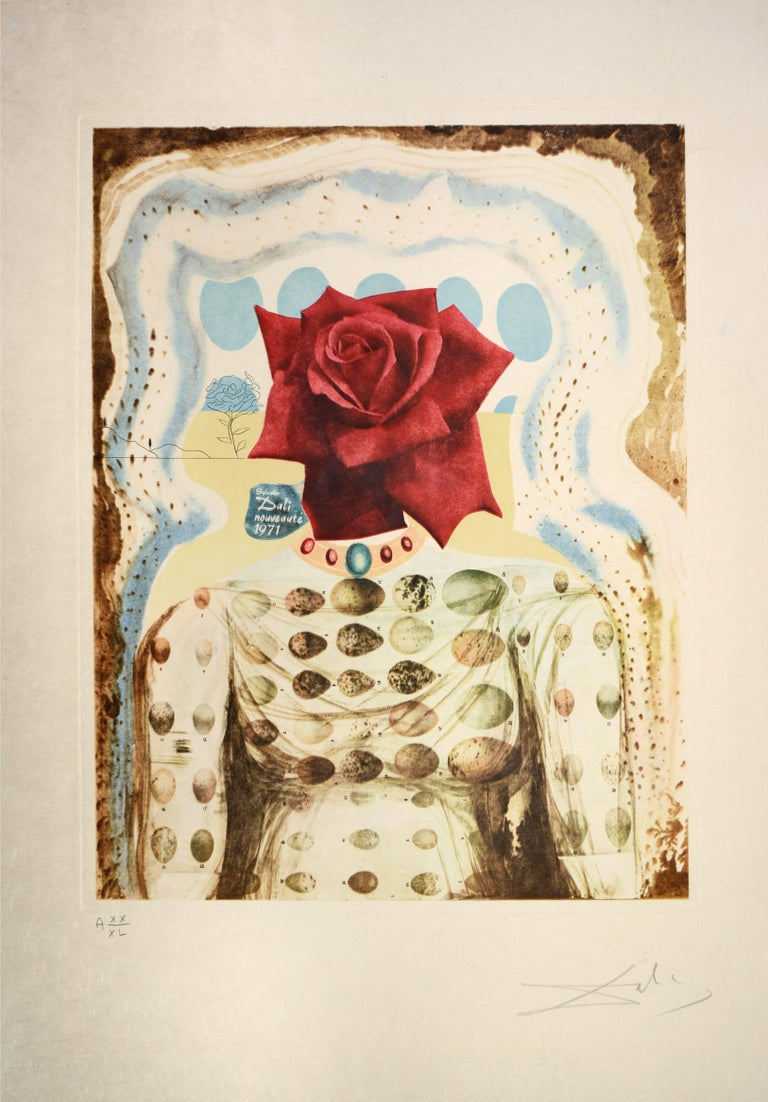 Memories of Surrealism - Print by Salvador Dalí