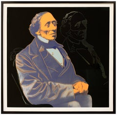 Andy Warhol, Hans Christian Andersen, screenprint in colours, 1987, signed
