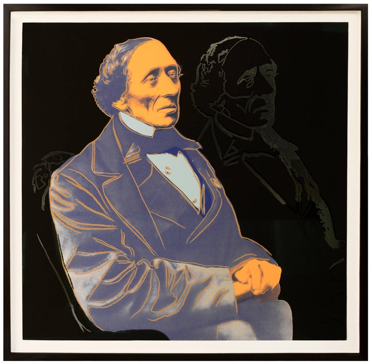 <i>Hans Christian Andersen</i>, 1987. Offered by Shapero Modern