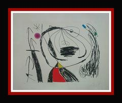 Joan Miró - MALLORCA SERIE