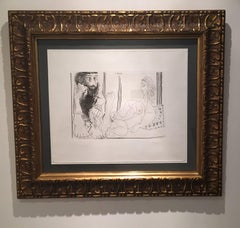 """NEW ¡¡¡ PICASSO - ORIGINAL ETCHING - AQUATINT - LIMITED EDITION - """"SUITE 347"""""""