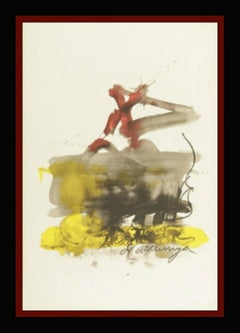 NEW ¡¡¡ TAPIES - ORIGINAL LITHOGRAPHY - MASTERS - ABSTRACT