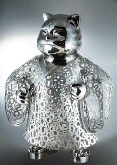 """BUSHI"" Original sculpture"