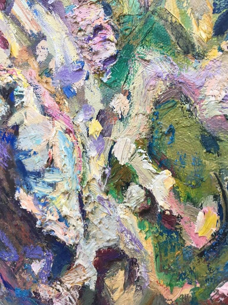 COAST. CATALONIA. BARCELONA - Painting by Jordi Santacana