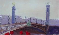 Le Pont Alexandre III De Loin