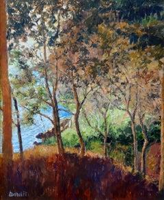 The Trees of the Seaside (Les Arbres du Bord de Mer)