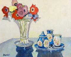 Le Vase d'Anemones