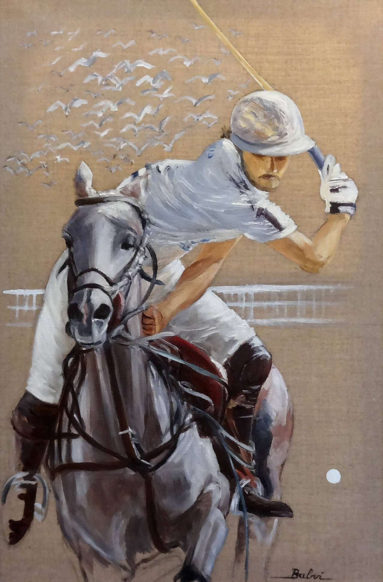 Le Polo Blanc