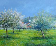 Apple Trees in Normandy (Pommiers en Normandie)