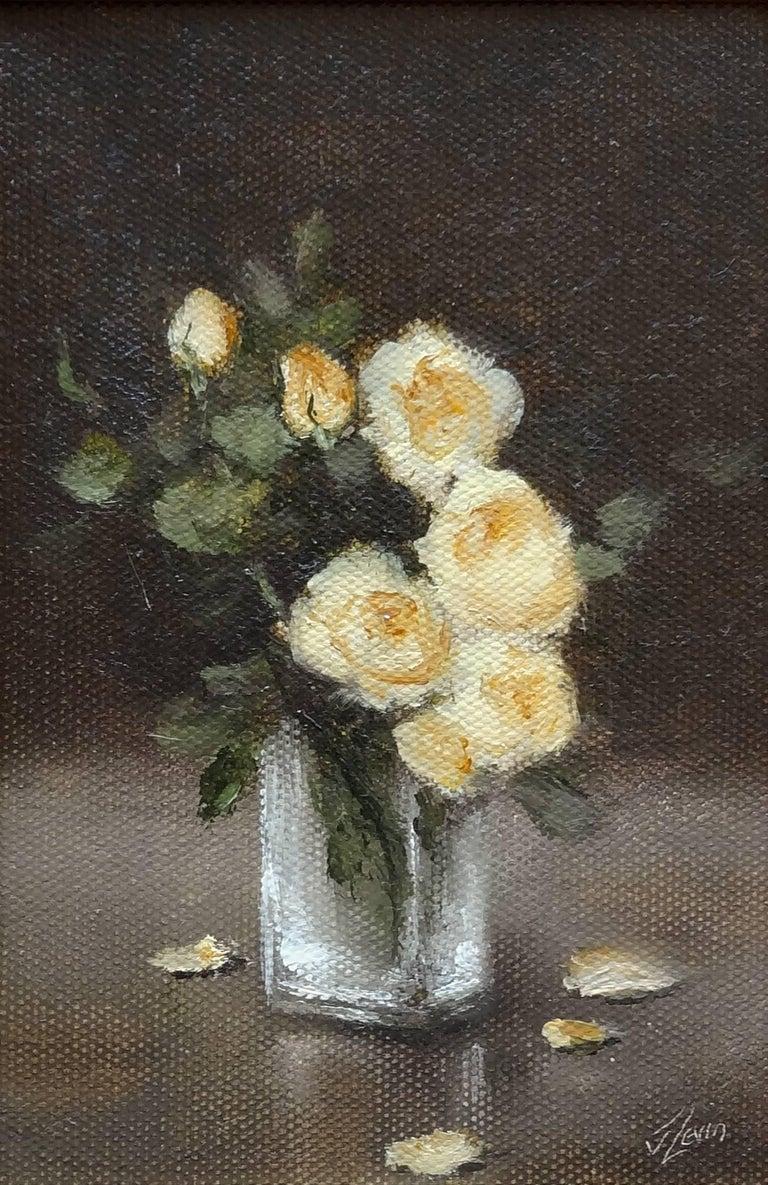 Judith Levin Still-Life Painting - Spring Bouquet