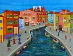 Burano, Venice's Little Sister