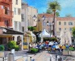 """Saint Tropez, Brasserie """"Le Gorille au Soleil"""""""