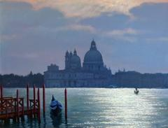 Parting Clouds, Venice