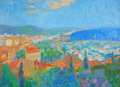 Cannes in the Sun (Cannes au Soleil)