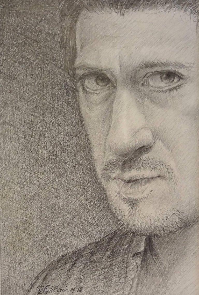 Federico Castelluccio Still-Life - Self Potrait