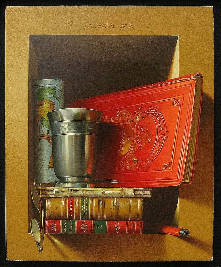 Livres et Timbale
