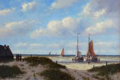 On the Dutch Coastline