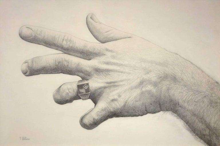 Federico Castelluccio Still-Life - Mano del Artista (Hand of the Artist)