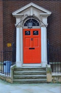 Porte Rouge Londres (Red Door, London)