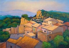 Ocre à Roussillon