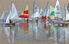 The Regatta in Le Havre (Les Regates du Havre)