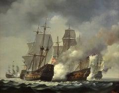 Bataille du Bornholm 1645