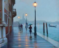 Walks in Winter, Venice