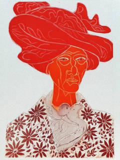 Autoportrait au Turban
