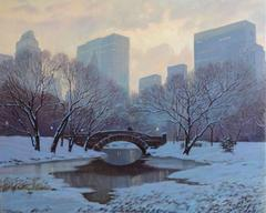 After the Snow, Central Park