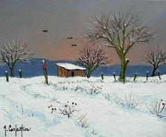 The Hut under the Snow (La Cabane Sous la Neige)