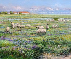 Moutons en Baie de Somme