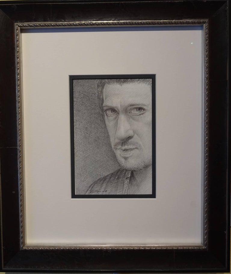 Self Potrait - Realist Art by Federico Castelluccio
