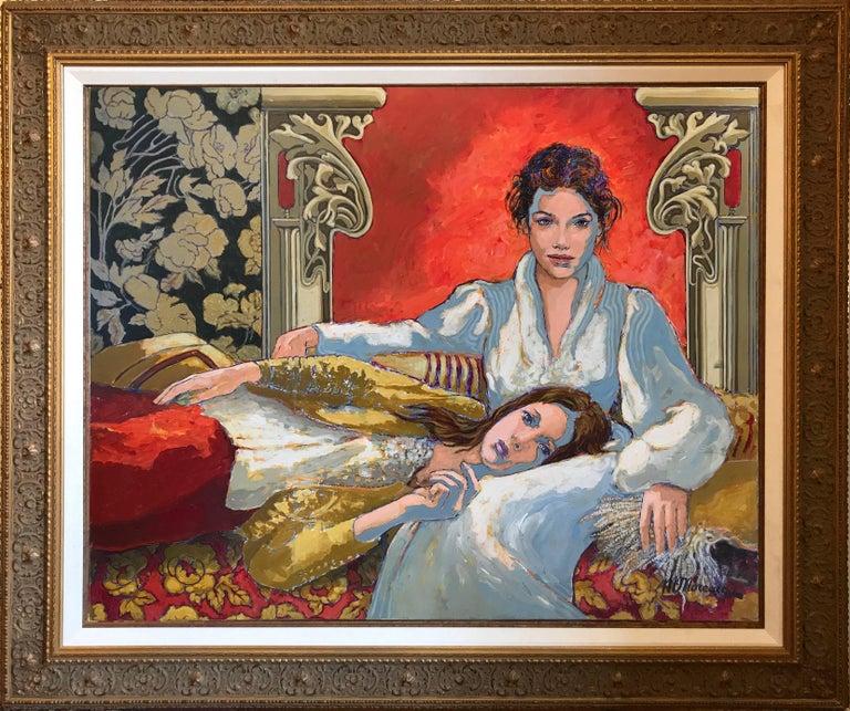 Les Deux Soeurs (The Two Sisters) 2
