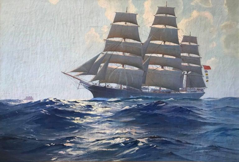The Torrens Conrad's Last Ship