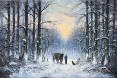 A Winters Evening