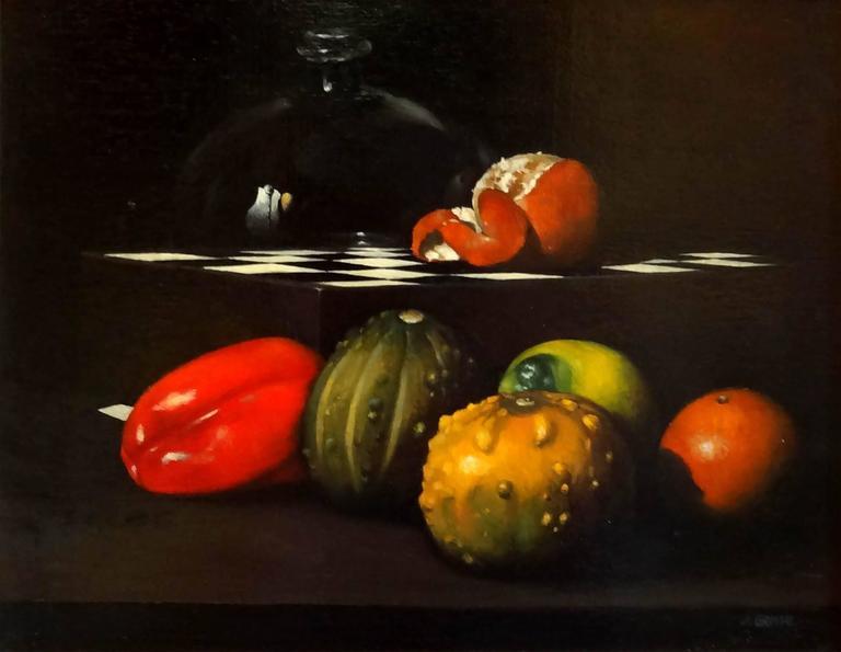 Jeu du Table Avec Legumes
