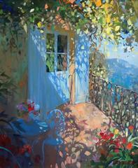 Laurent Parcelier - The Blue Shutters (Les Volets Bleus)