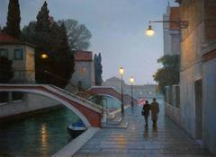 Evening on Judecca Island, Venice