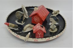 The Hide Away, Stoneware, Contemporary Art