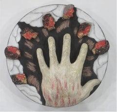 The Mystic, Stoneware, Contemporary Art