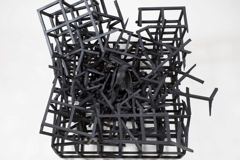 Simon Bilodeau Figurative Sculpture - Untitled