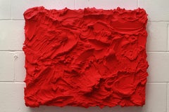 Storm Surge Red Wall Relief