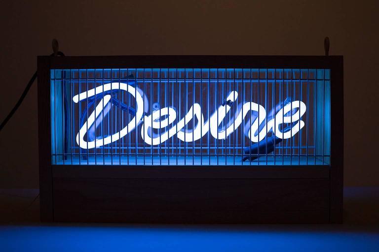Desire - Sculpture by Patrick Bérubé
