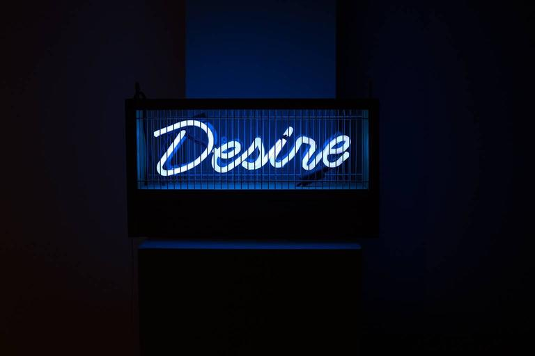 Desire - Contemporary Sculpture by Patrick Bérubé