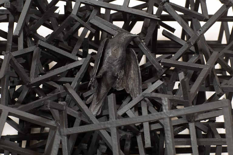Untitled - Sculpture by Simon Bilodeau