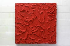 Turbulent Red Wall Relief