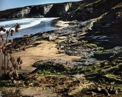 Beach and Cliffside