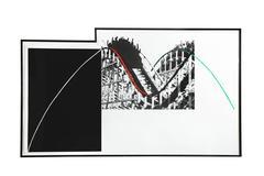 John Baldessari - Rollercoaster